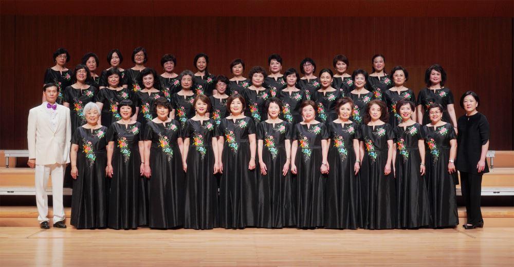 【音樂】台北アリスコーラスグループと台湾文化センター民謡合唱団交流音楽会