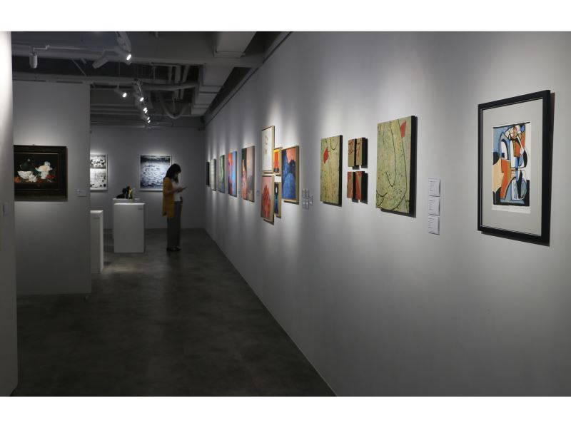 'Czech Art in Taipei' exhibition showcases works of contemporary Czech artists