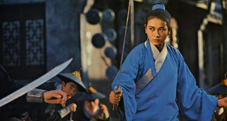 Programas especiales: Dragones voladores, espadas errantes, King Hu y otros maestros del cine wuxia
