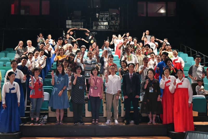 Yilan festival bids adieu to visiting artists from the Asia-Pacific