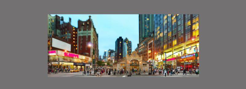 「組合的真實:廖健行鏡頭下的紐約」紐約市美術館展出,2014年10月15日至2015年2月15日