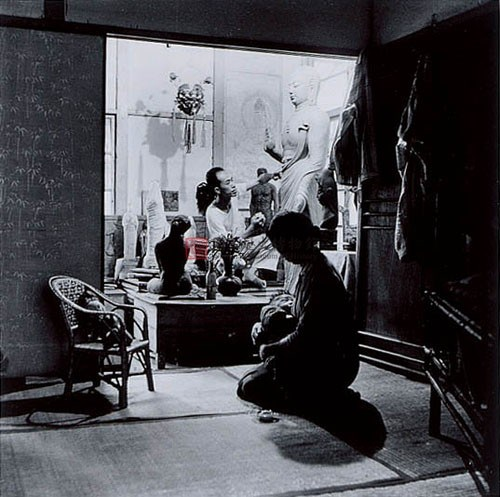 Sculptor | Yang Ying-feng