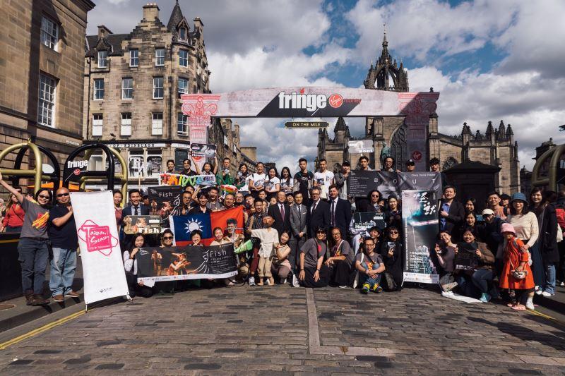 La Saison taiwanaise 2019 encensée par la critique au festival Fringe d'Edimbourg