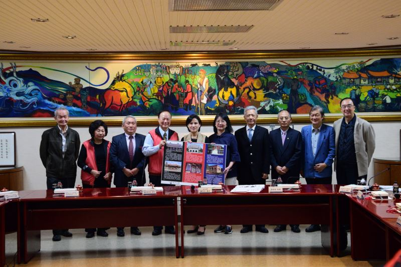 Six heritage sites in Taipei, Kaohsiung considered for national status