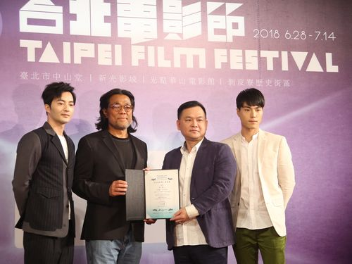 台北映画賞、ノミネート作品発表 監督の半数以上が初入選