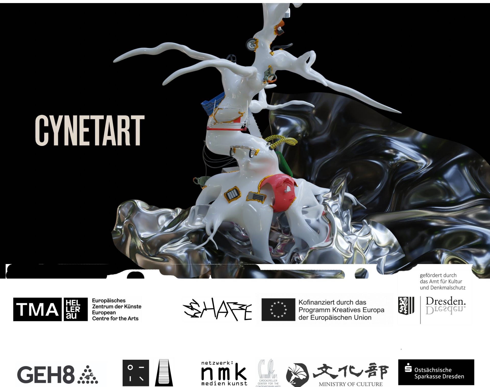 Taiwanese artists to present collaborative projects at media art festival in Germany