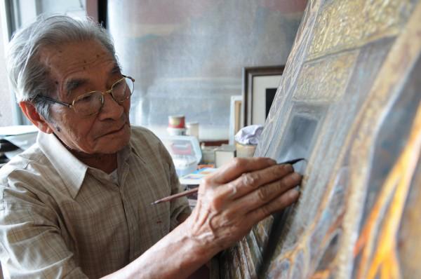 Lacquer Artist | Wang Ching-shuang