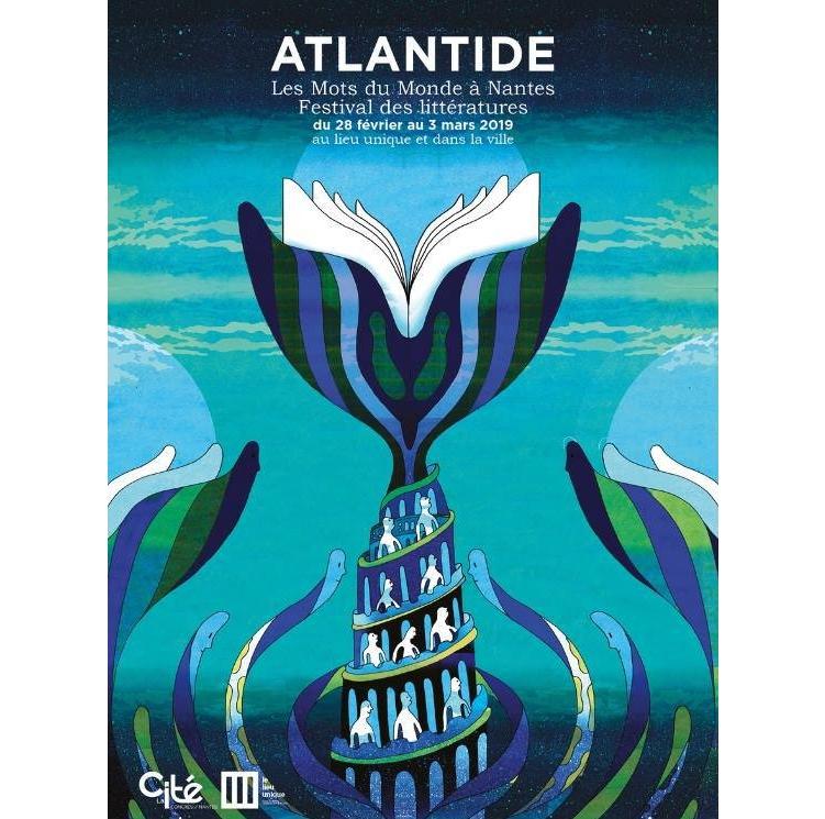 L'écrivain taïwanais Wu Ming-Yi,  invité du Festival Atlantide à Nantes