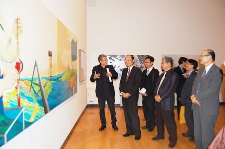 文化部「台湾文化光点計画」と東京芸大による台日若手芸術家の展覧会が開催