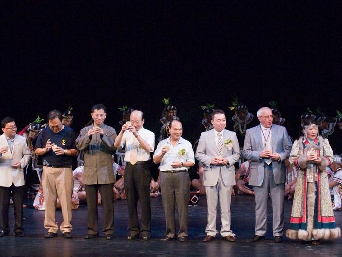2010亞太傳統藝術節:「北亞風情」