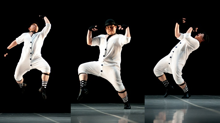 臺灣舞者陳武康、蘇威嘉參加紐約Ballet Tech年度公演