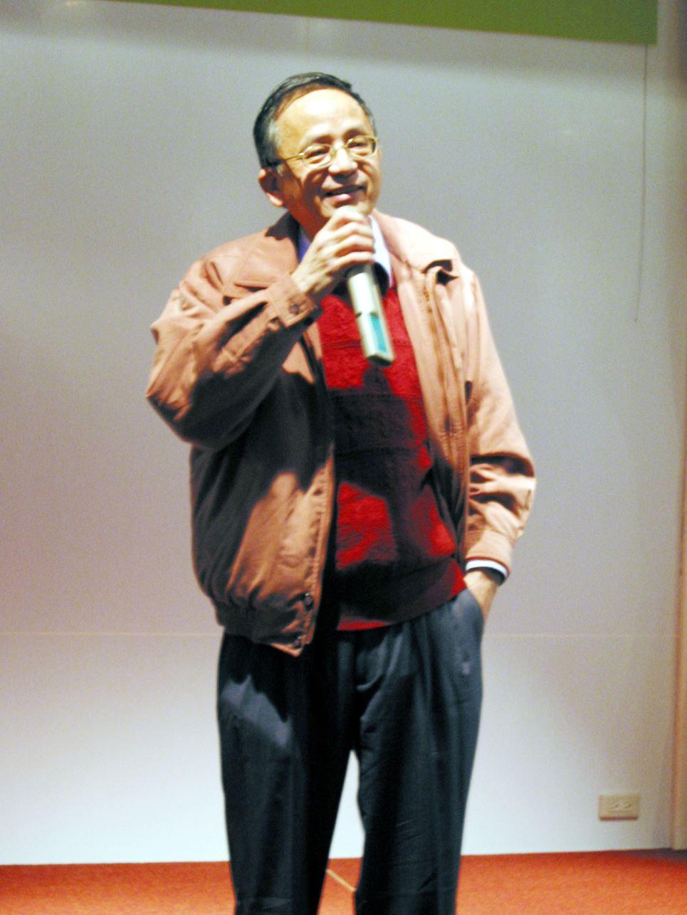 Cultural Historian | Chuang Yung-ming