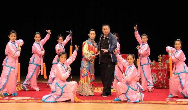 Rom Shing Hakka Opera Troupe