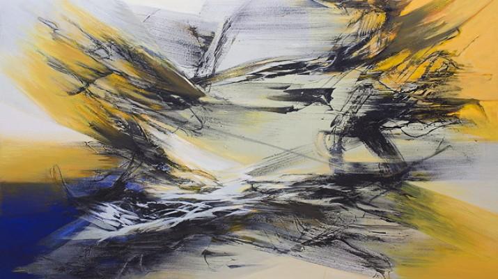 〈形非勢變:台灣抽象藝術〉3月8日於紐約台灣書院登場