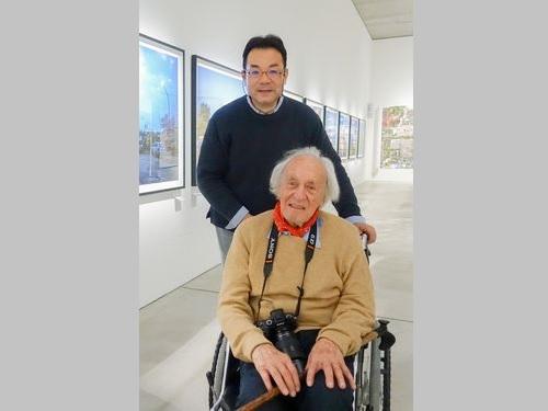 写真家・沈昭良さん、東京の企画展に出展 台湾特有の演芸文化を紹介