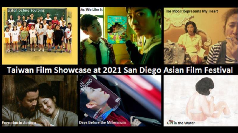 2021聖地牙哥亞洲電影節臺灣電影櫥窗 重返電影院