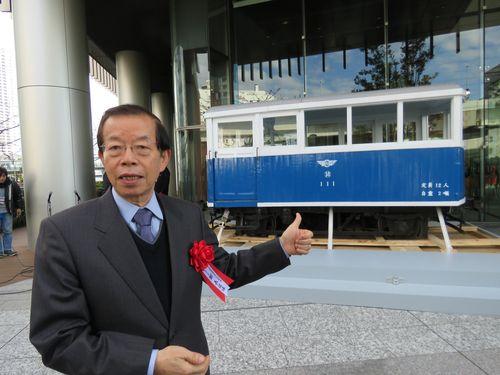台湾の軽便鉄道展、横浜で開催 日本統治時代製造の車両などを展示