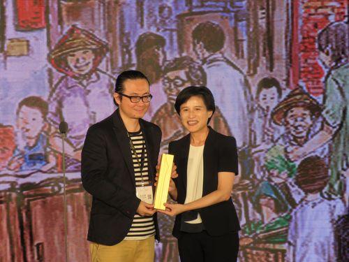 台湾の漫画賞・金漫奨発表 最高賞は阮光民さんの手に