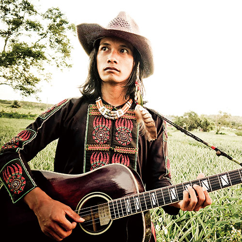 Paiwan Singer-Songwriter | Balai