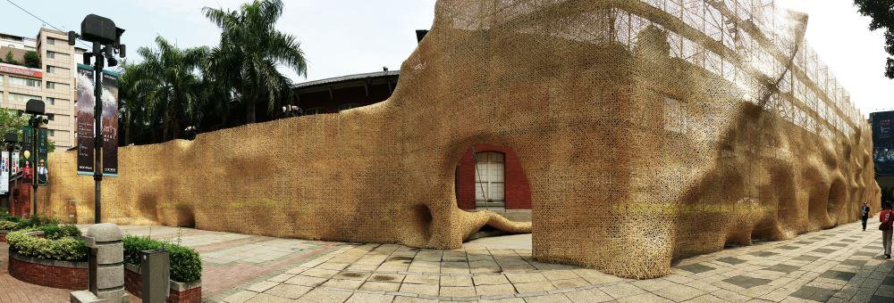 【アート】【台湾文化センター×美術手帖】自然素材を扱う游文富と、人気絵本作家の幾米。2人の台湾出身作家が構想する、新たなコミュニティのあり方とは