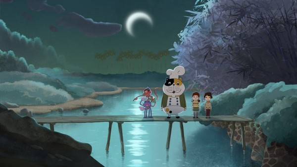 Taiwan-made animations to join BAMkids Film Festival