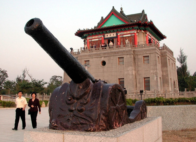 Kinmen Battlefield Culture