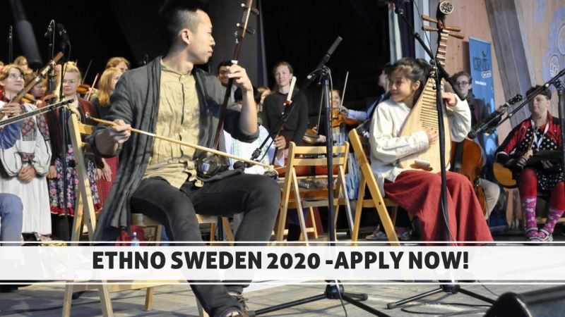 Scholarships to Swedish workshop available for Taiwan musicians