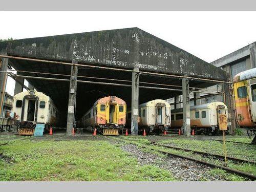 583系寝台電車、日本から台湾に 日台の鉄道文化資産つなぐ