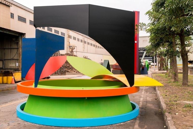 Taiwan-inspired art to debut in London garden