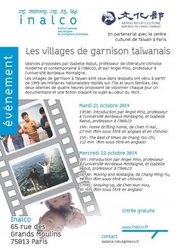 Paris forum on military dependents' villages a success