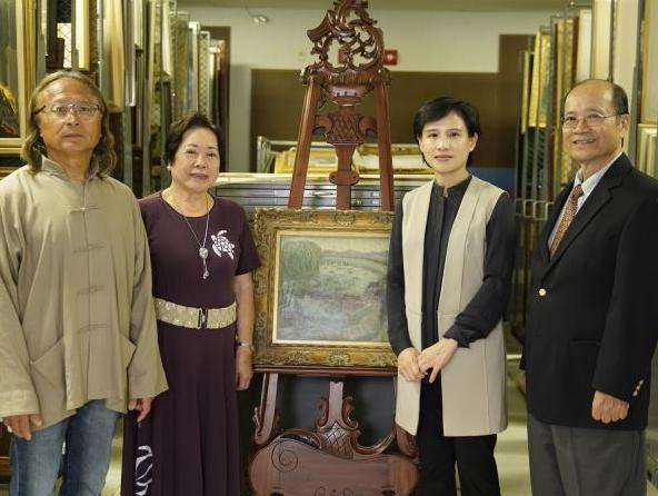 California's Sun Ten Museum donates art collection to Taiwan