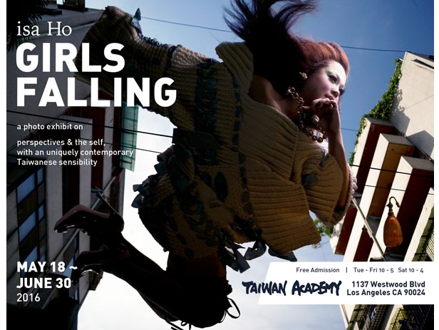 'Isa Ho – Girls Falling'