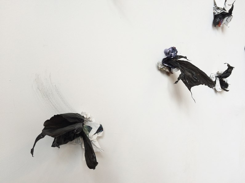 臺灣藝術家陳松志紐約舉辦「落花-陳松志個展」
