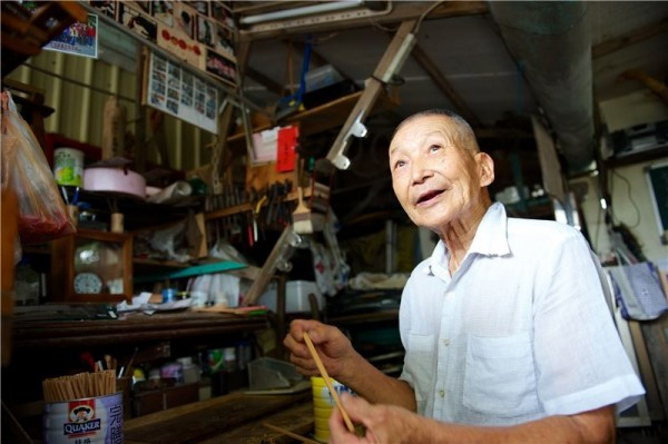 Taiwan mourns the loss of carpentry master Liao Chih-te