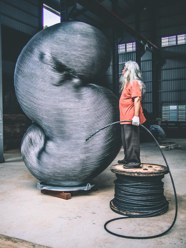 Sculptor | Kang Mu-xiang