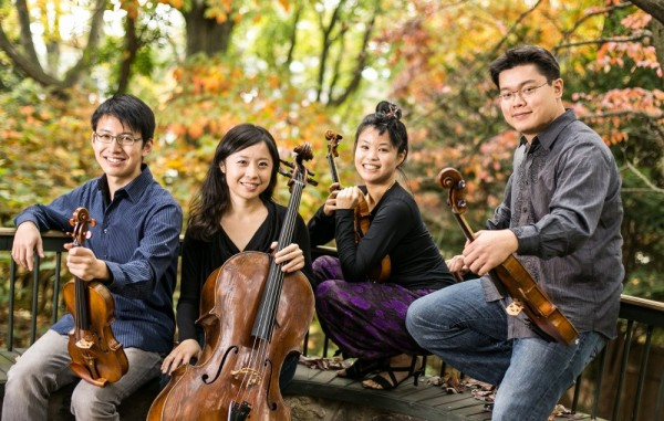 Taiwanese-American quartet to play in New York