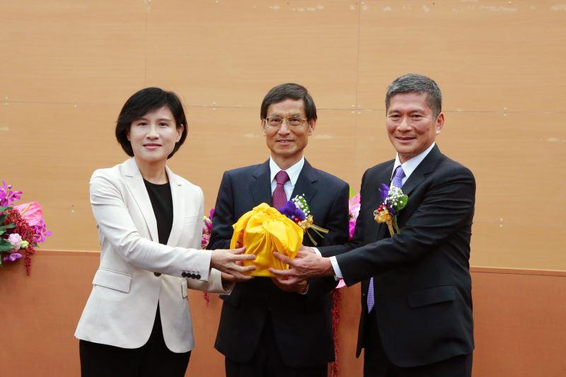 Lee Yung-te prend la tête du ministère de la Culture