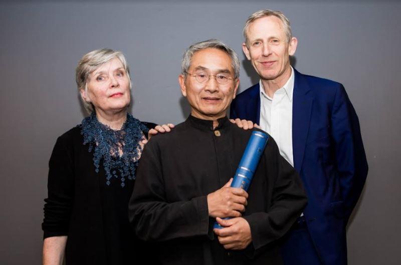 Lin Hwai-min, académicien d'honneur du Conservatoire de musique et de danse Trinity Laban