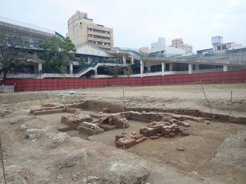 Tainan City to display relics of Qing-era as part of
