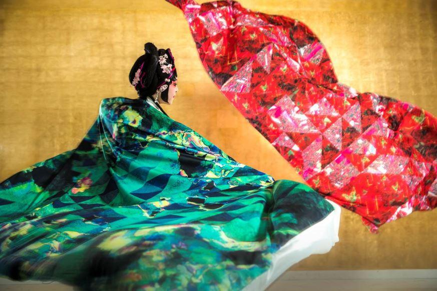 【特別イベント】台日合作『繍襦夢』デモンストレーション講座