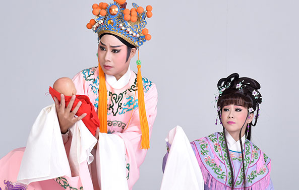 Liao Chiung-chih Taiwanese Opera Foundation for Culture and Education The secret of The Empire in Song Dynasty
