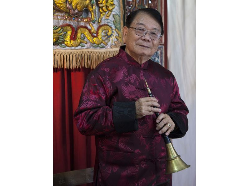 Culture Minister mourns the passing of beiguan opera musician Zhuang Jin-cai