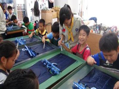 2016兒童工藝夏令營-玩具創意百寶箱