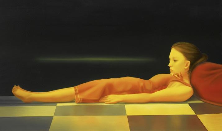 《她的凝視》臺灣當代女性藝術家聯展在紐約臺灣書院炫麗登場
