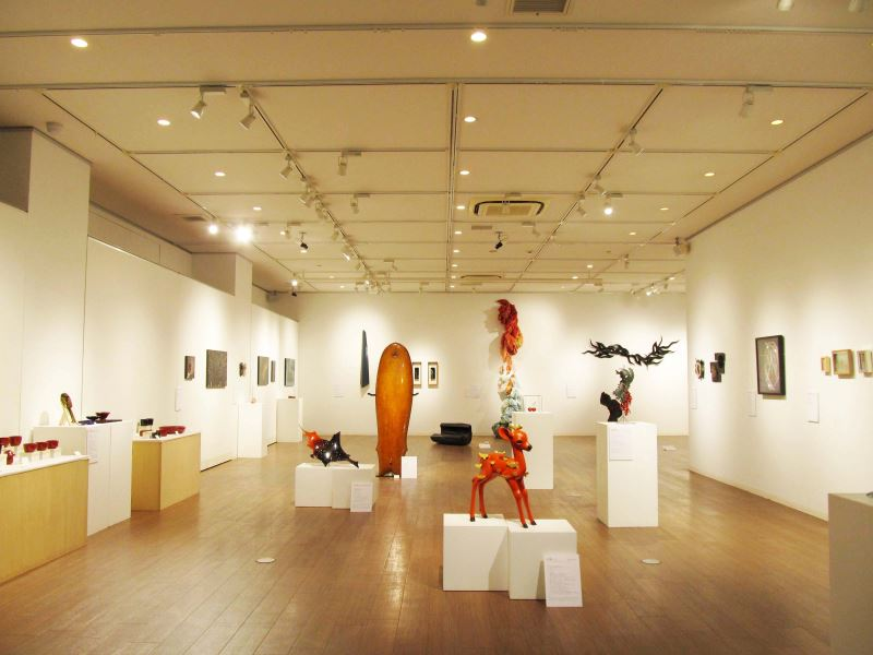 台湾と日本の作家が漆芸で交流 横浜のギャラリーで展覧会