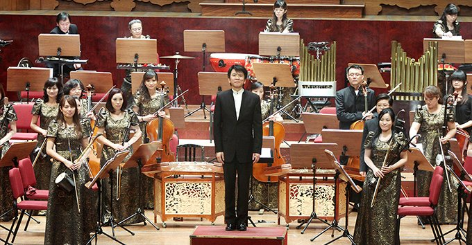 台湾オペラ奇想曲
