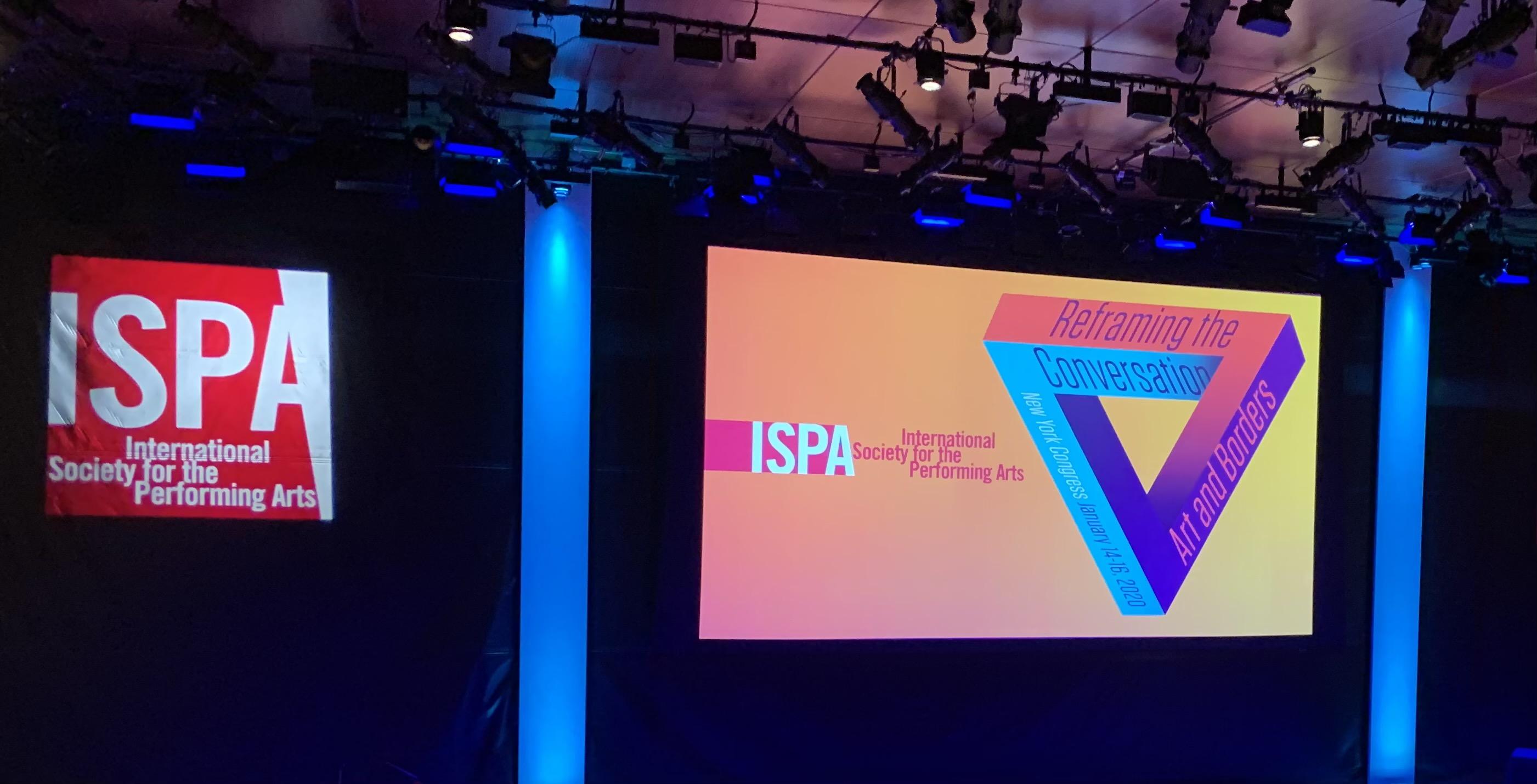 國際表演藝術協會ISPA甄選團隊「新作提案」 即日起至9月10日上網申請