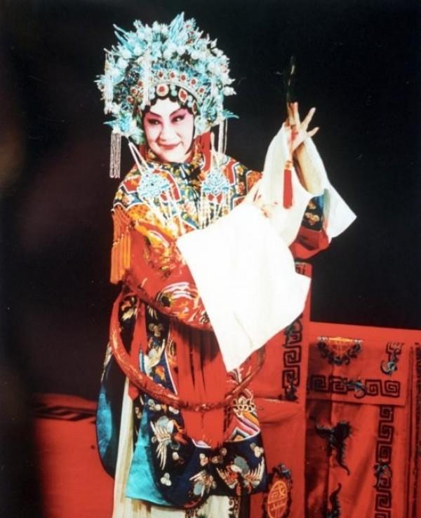 Opera Actress | Gu Zheng-qiu
