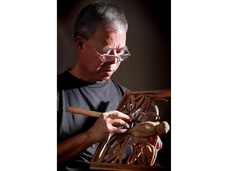木雕大師葉經義先生獲文化部「2019年國家工藝成就獎」殊榮