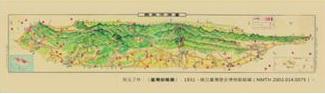 地圖書籤2(1931年-臺灣)